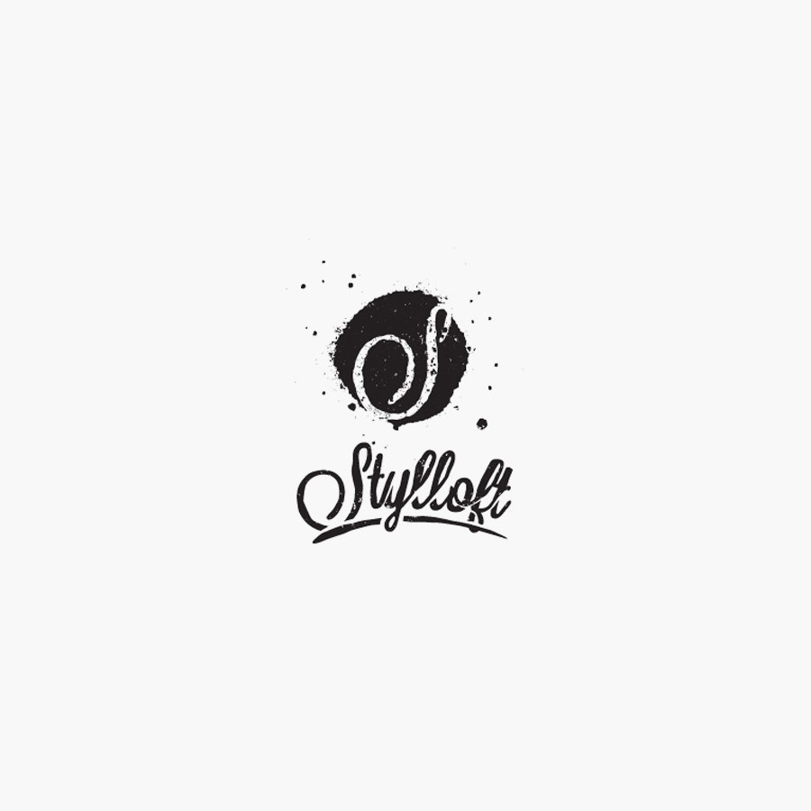 Stylloft fashion logo design