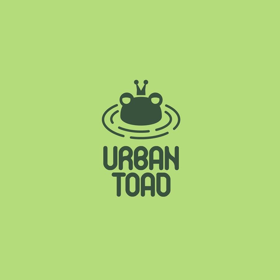 Urban Toad fashion logo