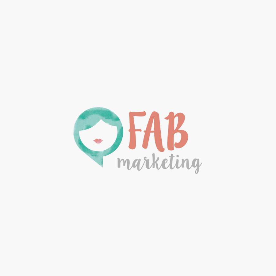 Business logos 43 business logo designs with high roi 99designs fab marketing logo thecheapjerseys Choice Image