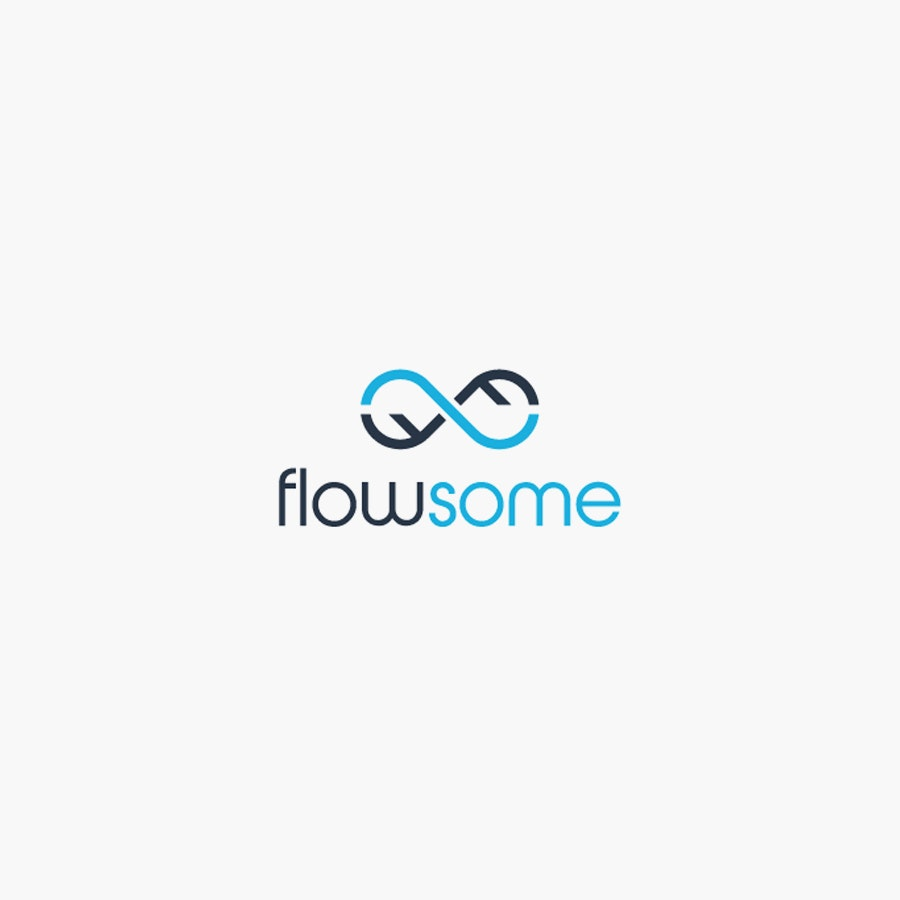 Flowsome business logo
