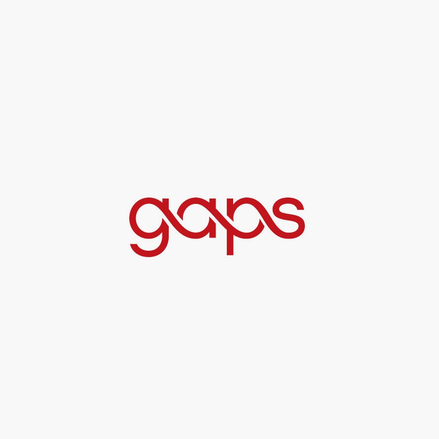 gaps business logo design