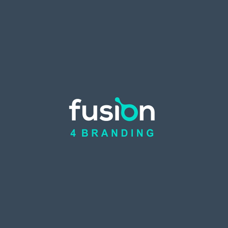 Fusion business logo