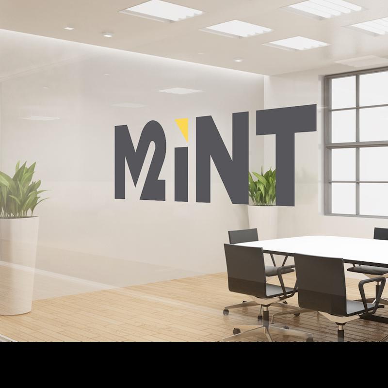 M2iNT Business Logo Design