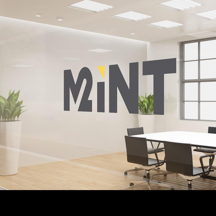 Captivating M2iNT Business Logo Design