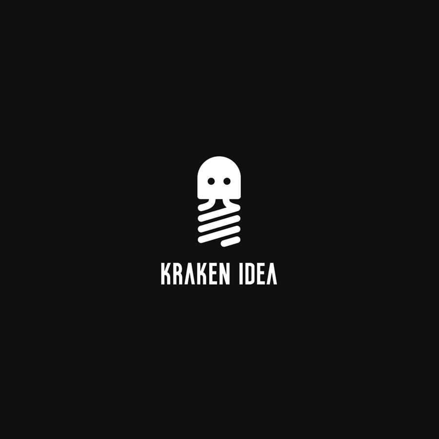 Kraken Idea business logo