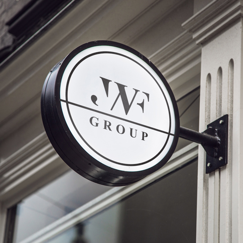 JWF Group business logo