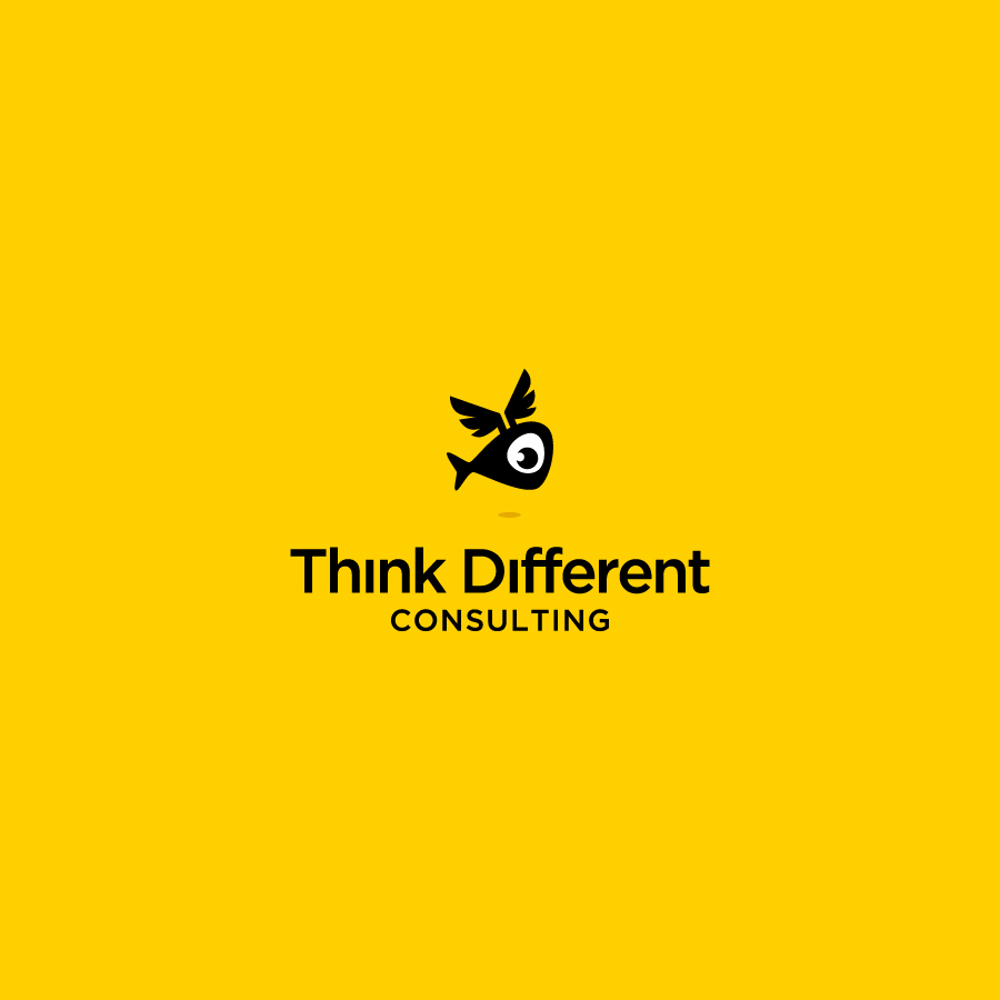 Think different consulting logo