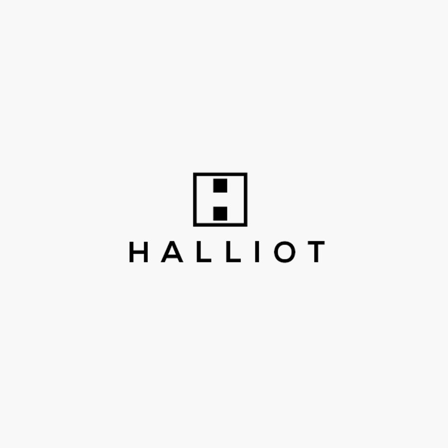 Halliot business logo