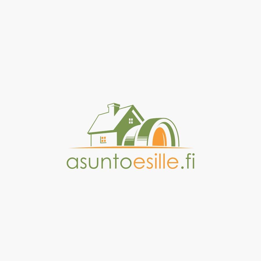 Asuntoesille real estate photography logo