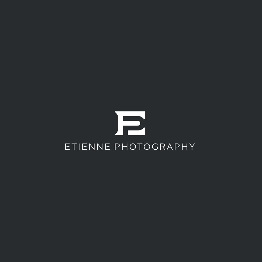 Etienne photography logo