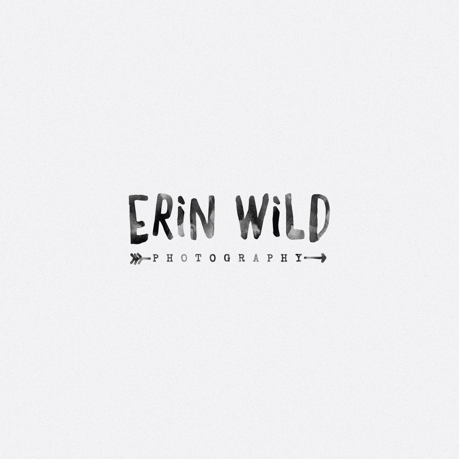 Erin Wild photography logo