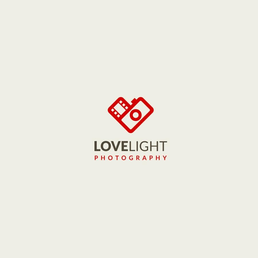 Love Light photography logo