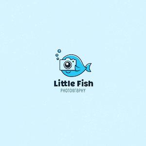 Little Fish photography logo
