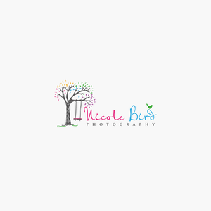 Nicole Bird photography logo