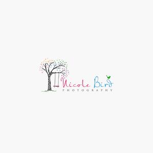 Nicole Bird photography logo