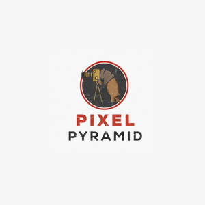 Pixel Pyramid photography logo