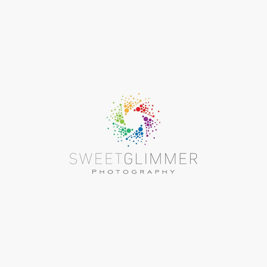 Sweet Glimmer photography logo