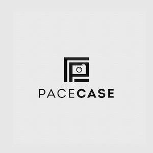 Pacecase photography logo design