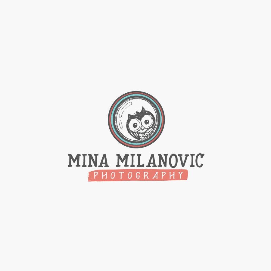 Mina Milanovic photography logo