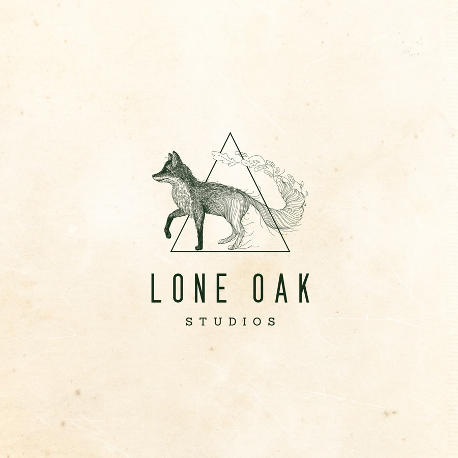 Lone Oak Studios photography logo
