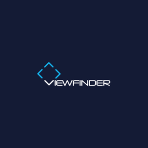 Viewfinder photography logo