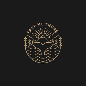 Take Me Three photography logo