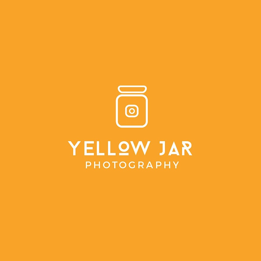 Yellow Jar photography logo