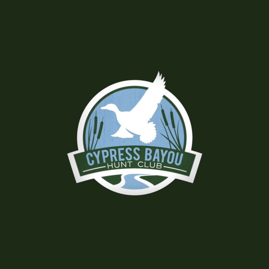 Cypress Bayou sports logo