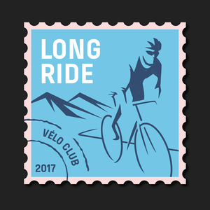 Long Ride Cycle Club logo