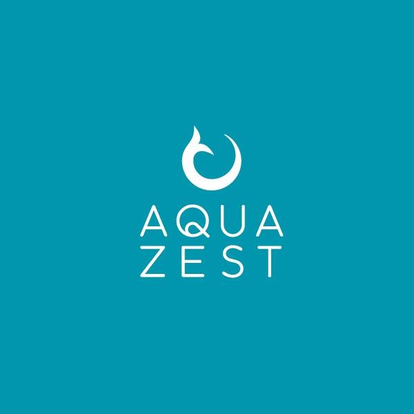 Aqua Zest sports logo