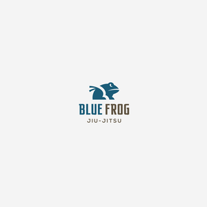 Blue Frog Jui Jitsu logo