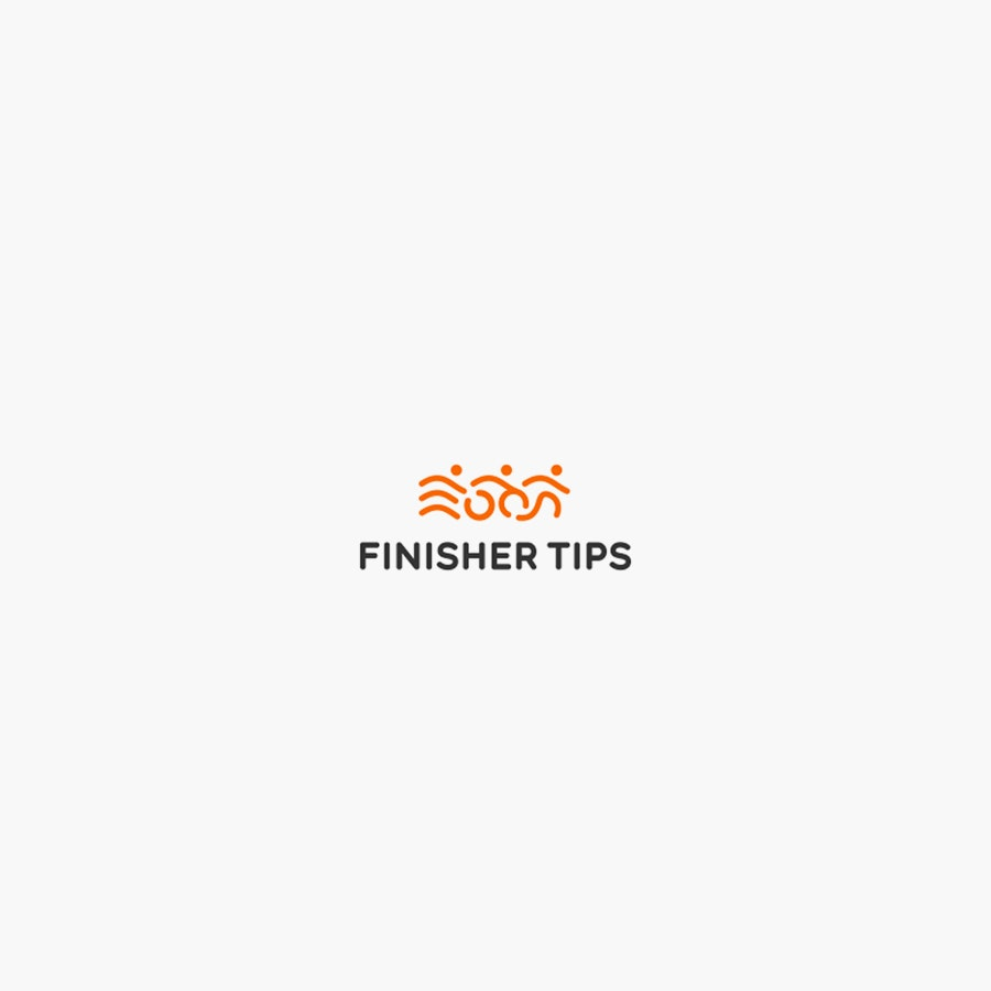 Finisher Tips triathlon logo