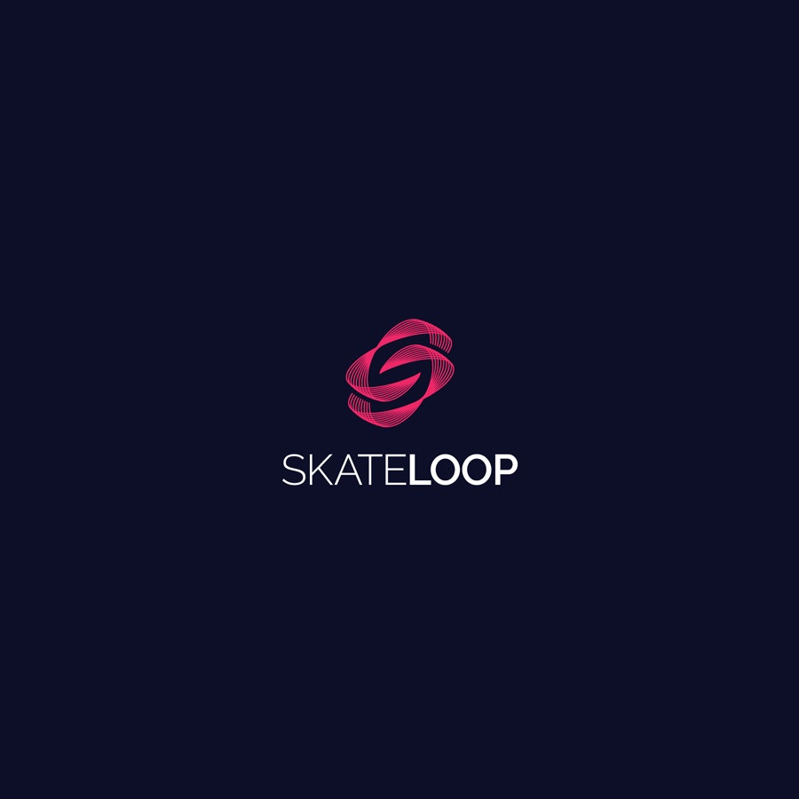 Skate Loop figure skating app logo