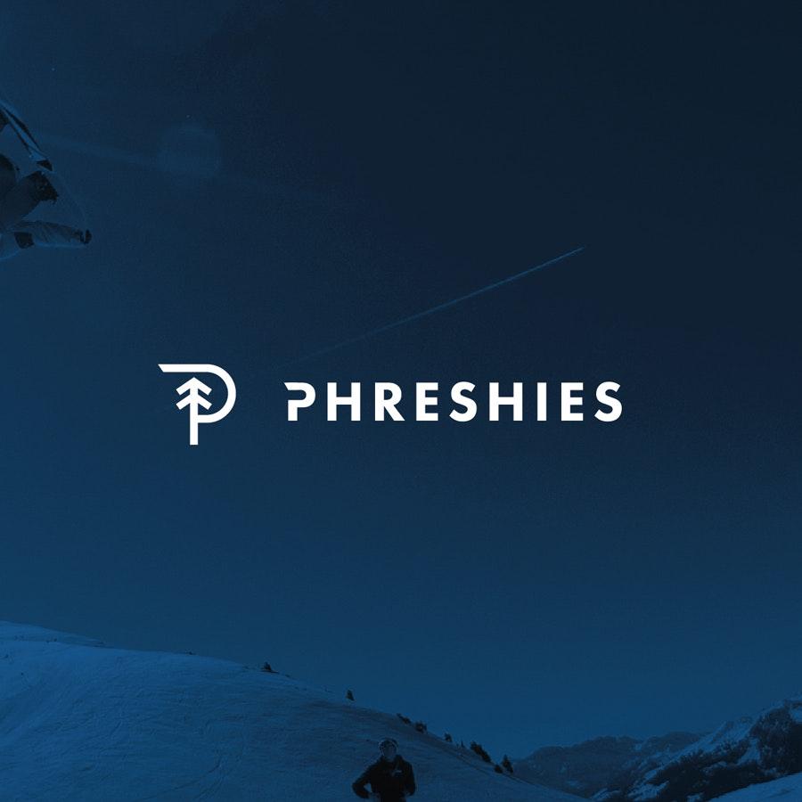 Phreshies snowboard logo