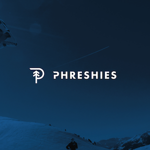 Phreshies snowboard logo