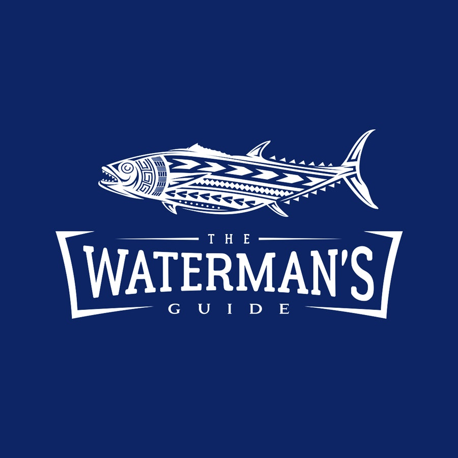 The Waterman's Guide fishing app logo