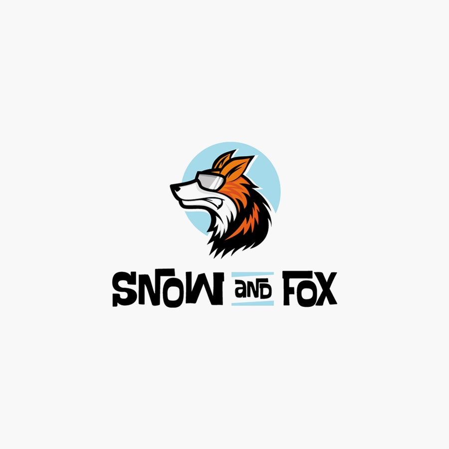 Snow and Fox Ski logo