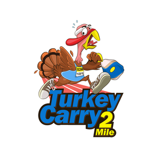 Turkey Carry Thanksgiving Race logo