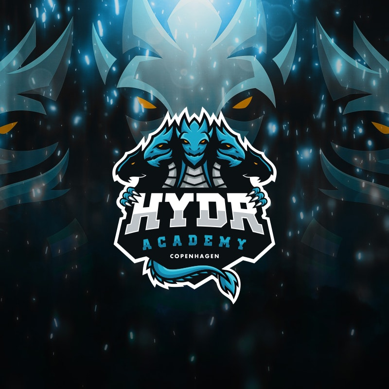 Hydr Academy sports logo