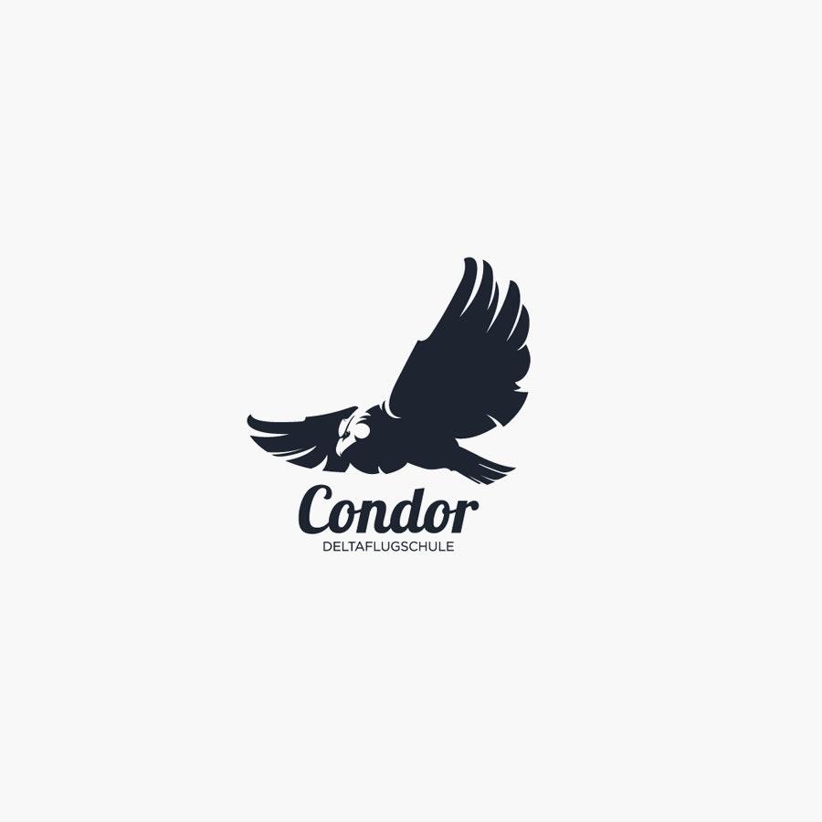 Condor Hang Gliding sports logo