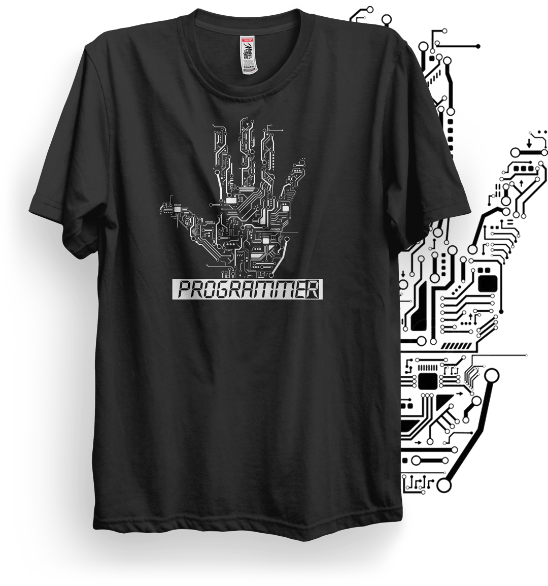 Deluxe t-shirt design