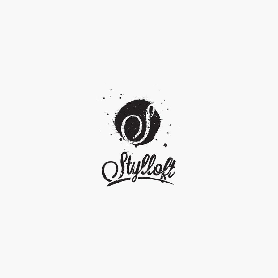 Stylloft fashion logo design