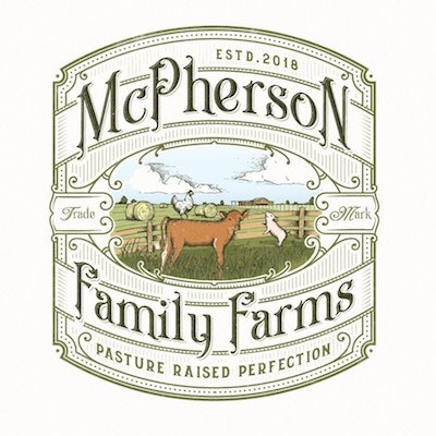 McPherson Family Farms logo