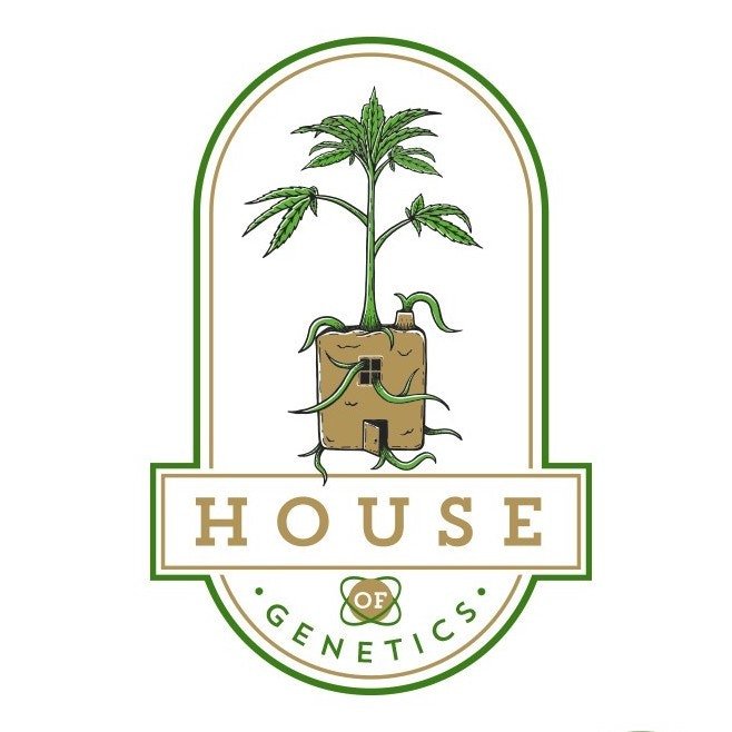 House of Genetics logo