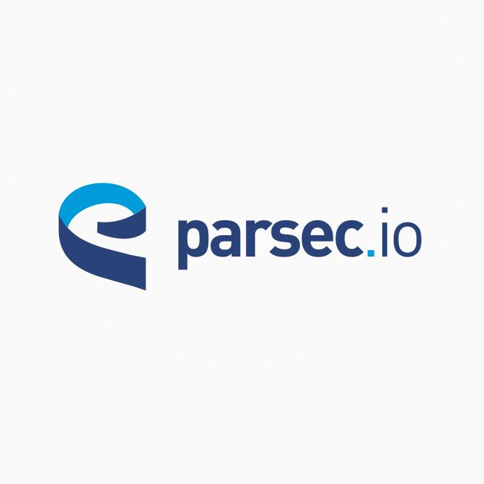 parsec.io logo