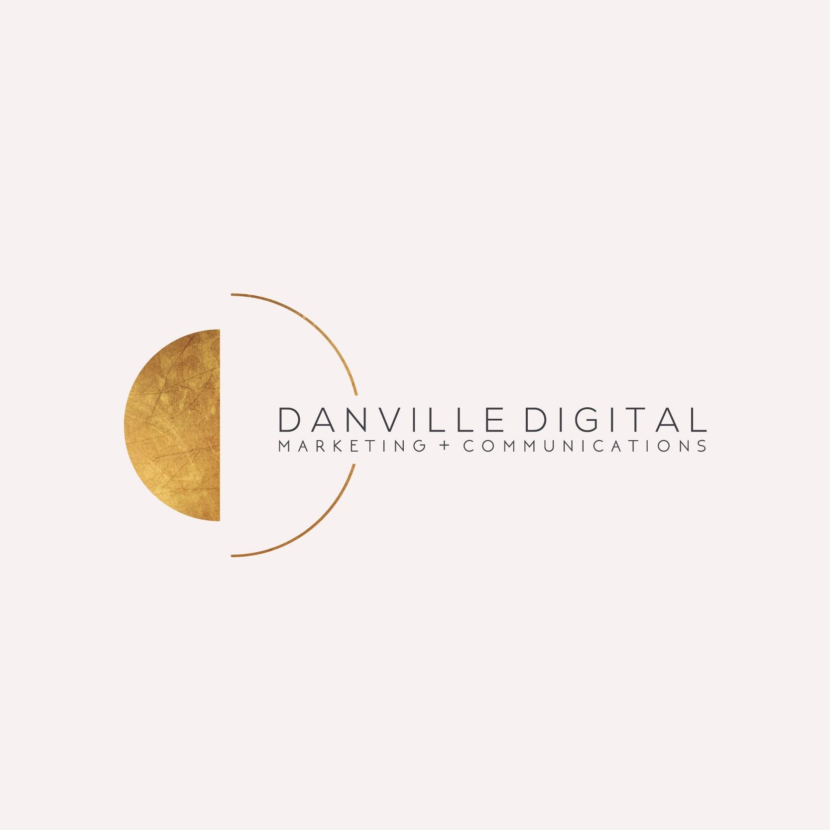 Danville Digital logo