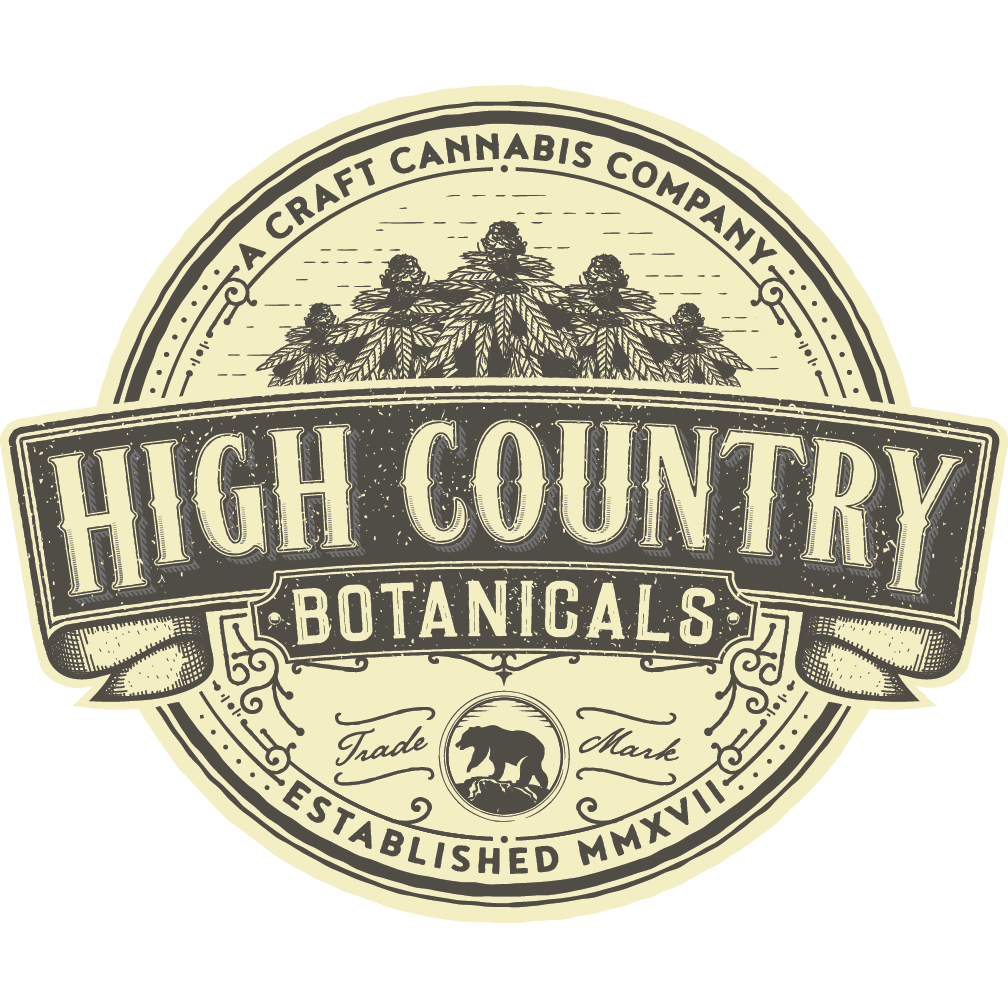 High Country Botanicals logo