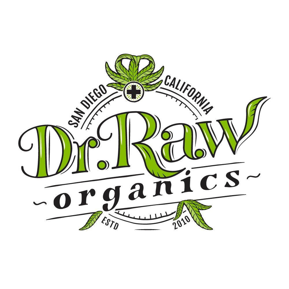 Dr. Raw Organics logo