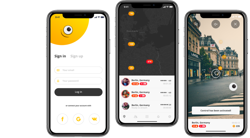 mobile-app-design by masiko
