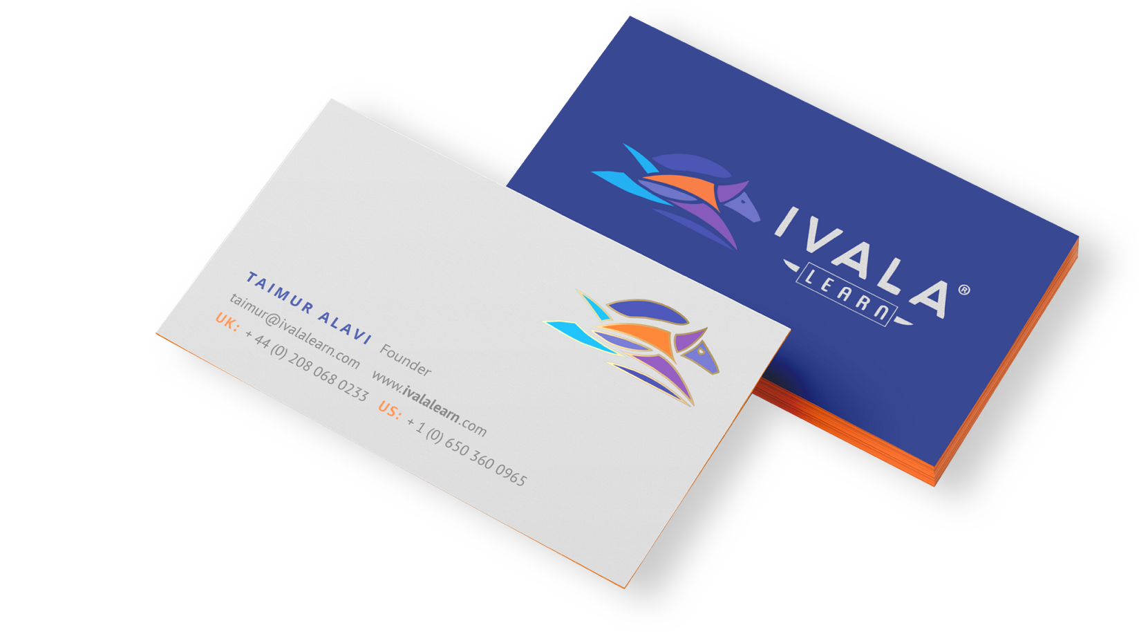 business-card-design von Prozmajevski